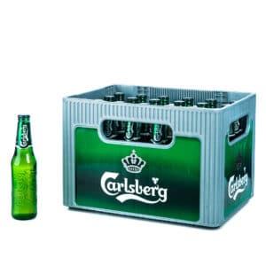 Carlsberg Pilsener 24x0,3L