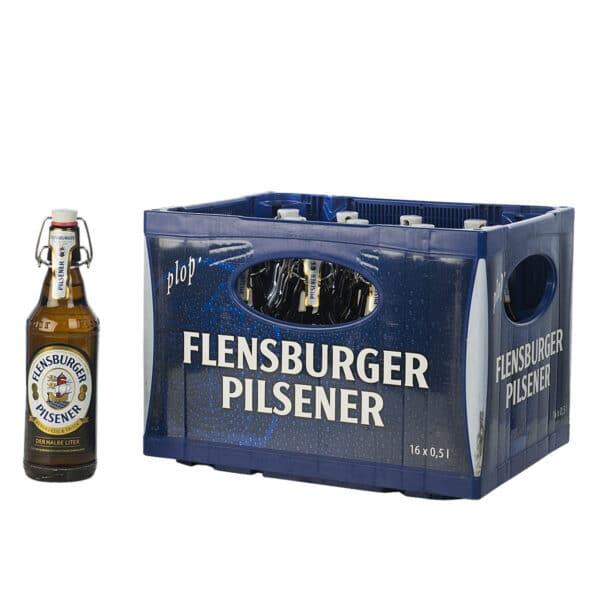 Flensburger Pils 16x0,5L