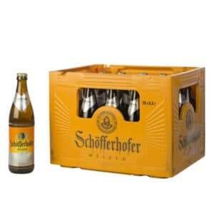 Schöfferhofer 20x0,5L