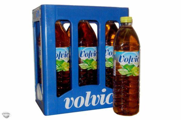 Volvic Tee / Zitrone PET 6x1,5L